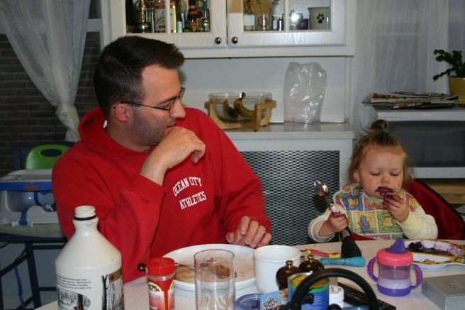 Daddy & Kaitlyn