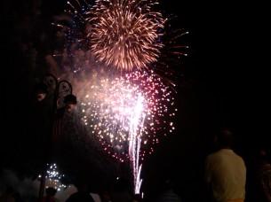 OCNJ Fireworks - July 4, 2013