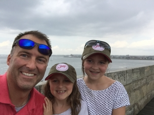Father's Day weekend 2015 at Fort Adams (Newport, RI)