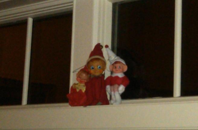 Christmas 2012 - The Elves